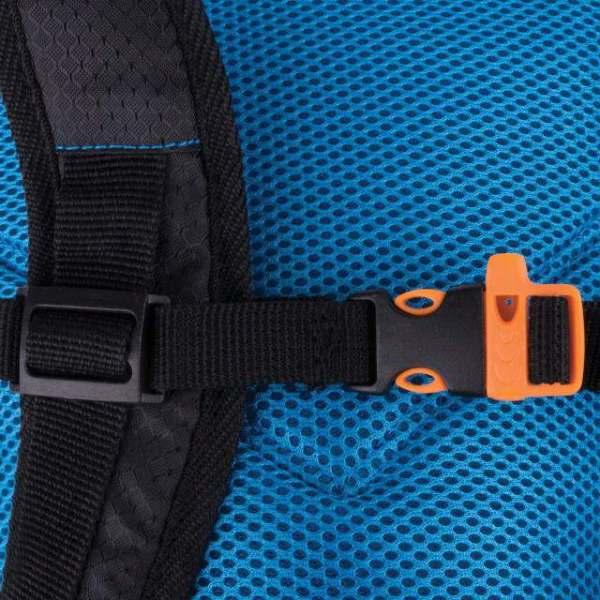 Spokey Sprinter Cycling Jogging Backpack 5L. Black/Blue