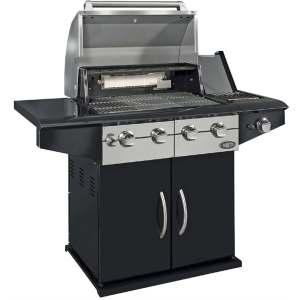 Boretti DaVinci Nero Gas Outdoor Kitchen