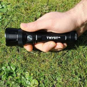 NEBO TWYST Z Work Light, Lantern & Flashlight 200lm/75lm