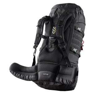 Large Backpack Trekking Caribee Pulse 65 Liter Raincover