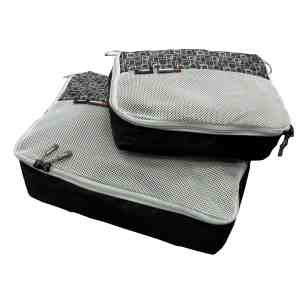 Assist Packing Socks Underwear Caribee Packing Cubes