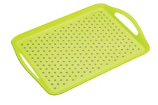 Tray Anti Slip Colourworks KitchenCraft Green