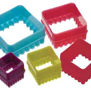 Cookie Cutters Shapes Colourworks Square