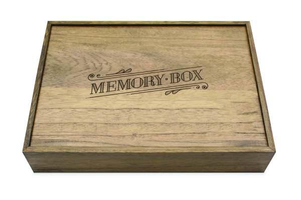 Memories Precious Box Luckies of London Keep Safe