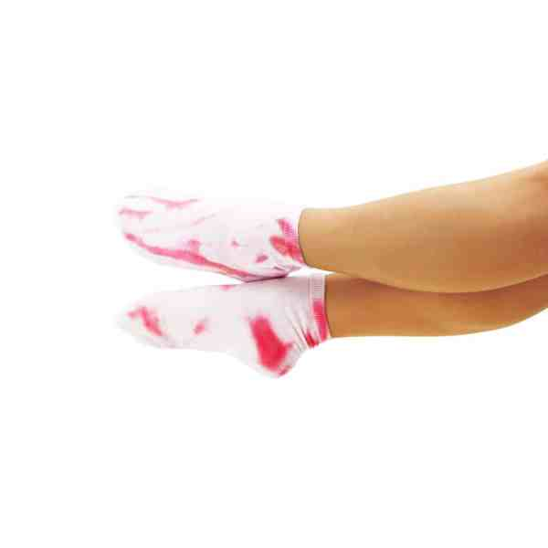 Socks Fun Warm Luckies of London Gift Raspberry