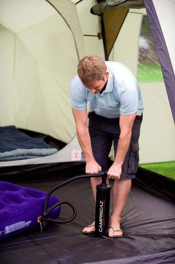 Campingaz Hand Pump In out airbed boat ball