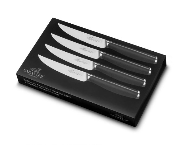 Forged Kitchen Cooking Knives 2Lions Sabatier Steak MAJORIS