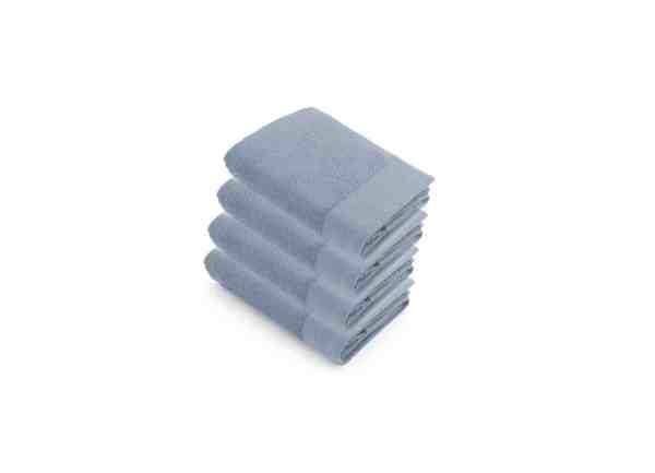 Bath Towel  Soft Cotton Walra Blue