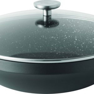 Wok Healthy Cooking Pan 32cm BergHOFF Gem Line