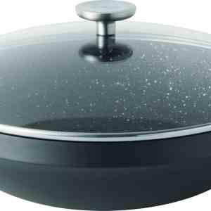 Wok Healthy Cooking Pan 32cm BergHOFF Gem Line