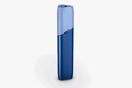 アイコス3マルチ色の組み合わせアルパインブルー2