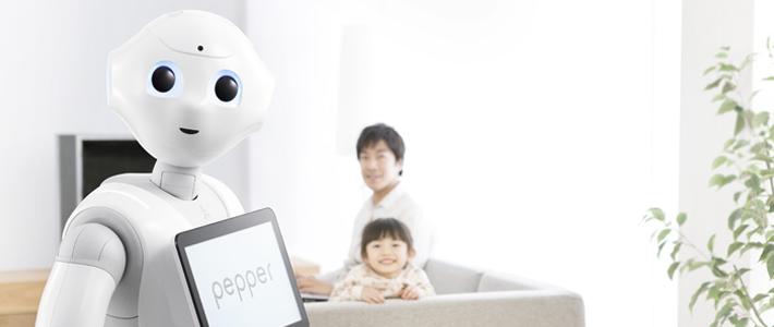 単純労働はロボットに取って代わられる。しかし、街中のPepperクンはうなだれている。
