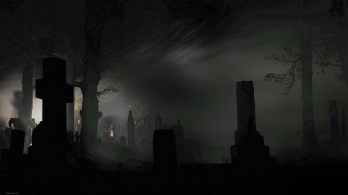 Сонник кладбище, к чему снится кладбище, во сне кладбище. Что могут означать для человека видения кладбища во сне