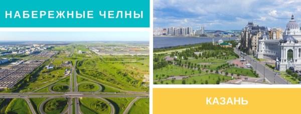 Как добраться Набережные Челны - Казань самостоятельно ...