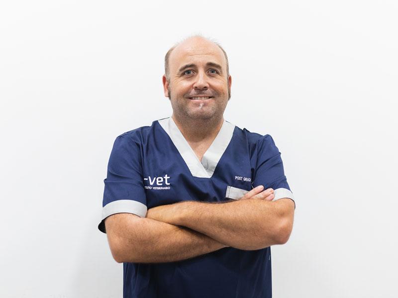 Guillermo Hueso Borrás - Profesor instituto veterinario