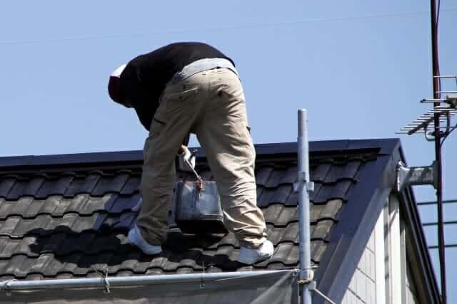 屋根の部分工事の種類
