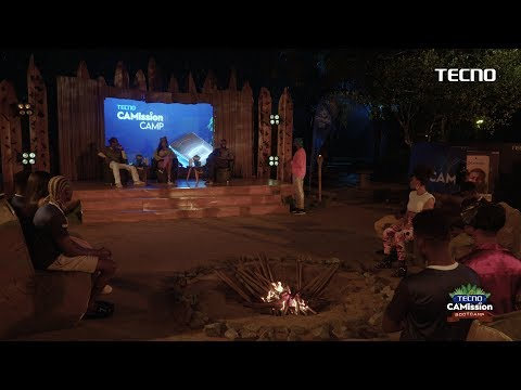 TECNO CAMission Boot Camp Reality show Episode 6