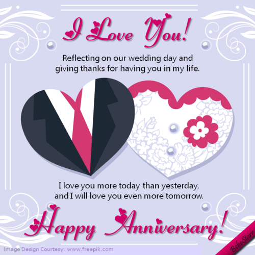 I Love You Free Happy Anniversary ECards Greeting Cards 123 Greetings