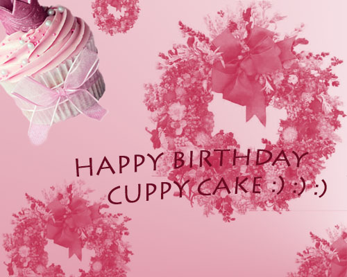 Birthday Cupcakes Free Cakes Amp Balloons ECards Greeting Cards 123 Greetings