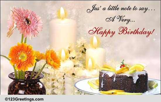 Wish You A Very Happy Birthday Free Extended Family ECards 123 Greetings