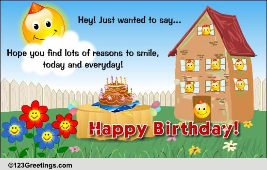 Find Birthday Surprises Free Funny Birthday Wishes Ecards