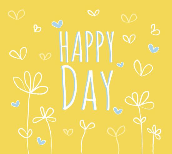 Happy Day Free Happy Birthday eCards Greeting Cards