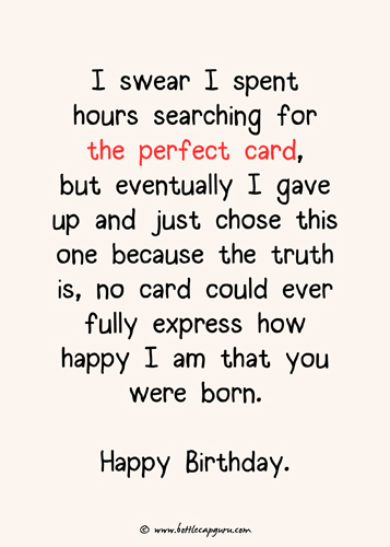 The Perfect Birthday Card Free Happy Birthday ECards Greeting Cards 123 Greetings