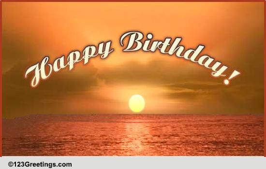 Warm Birthday Wishes Free Happy Birthday ECards Greeting Cards 123 Greetings