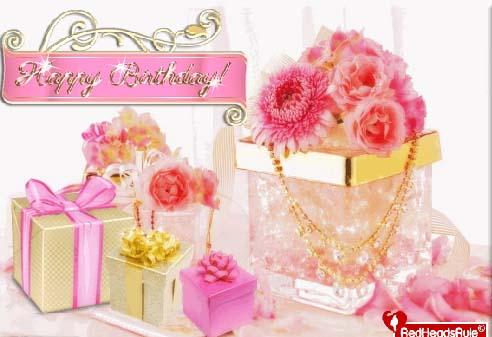 Sparkly Happy Birthday Wishes Free Happy Birthday ECards 123 Greetings