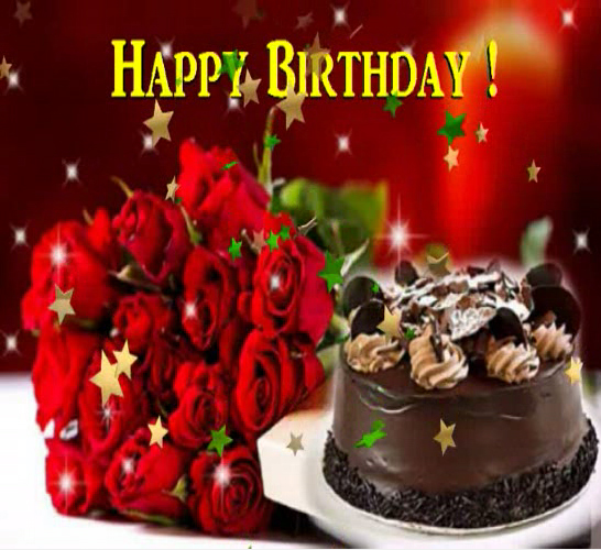 May You Be Showered With Blessings Free Happy Birthday ECards 123 Greetings