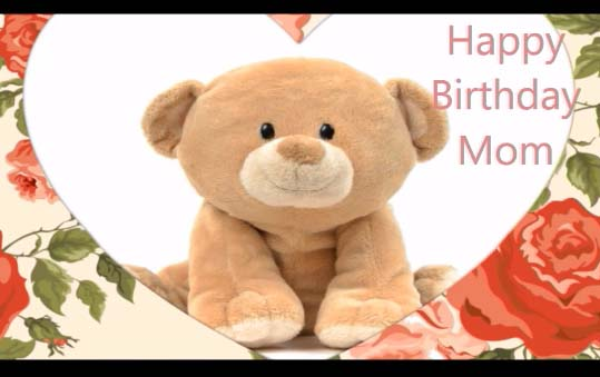 Happy Birthday To My Mom Free For Mom Amp Dad ECards 123 Greetings