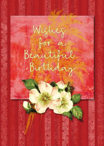 Beautiful Flower For Birthday Wishes Free Birthday Wishes
