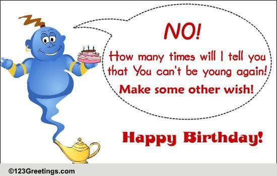 Birthday Genie Free Birthday Wishes ECards Greeting Cards 123 Greetings