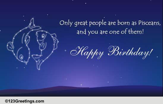 Birthday Zodiac Cards Free Birthday Zodiac Wishes Greeting Cards 123 Greetings