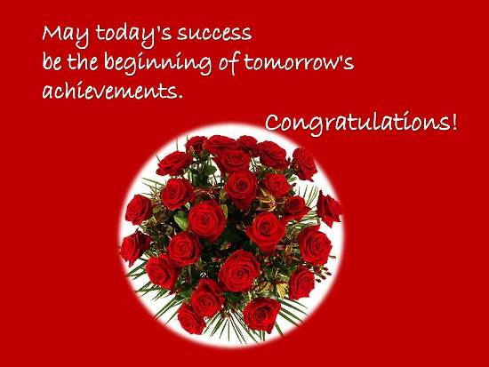Congratulations Are In Order Free New Job ECards Greeting Cards 123 Greetings