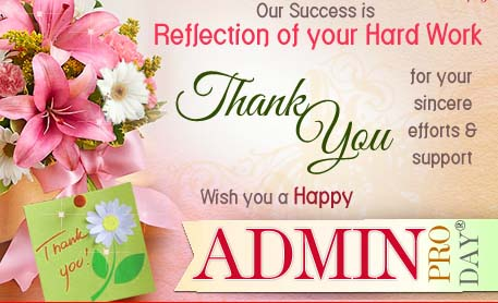 Thank You Admin Pro Free Happy Administrative