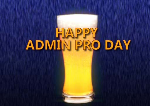 No Coffee Today Free Happy Administrative Professionals Day ECards 123 Greetings