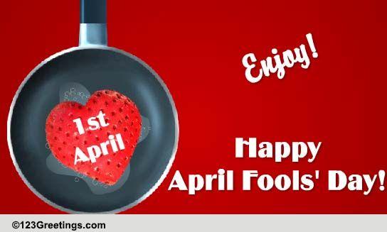 Hot Date For April 1st Free Pranks ECards Greeting Cards 123 Greetings