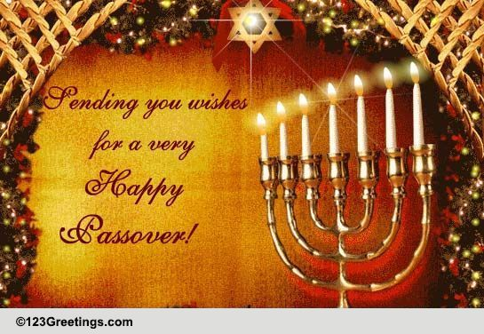 Passover Friends Cards Free Passover Friends Wishes Greeting Cards 123 Greetings