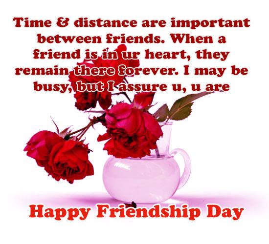 Loving Friendship Free Flowers ECards Greeting Cards
