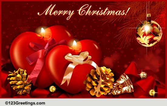 Christmas Wishes For Someone Special Free Love ECards