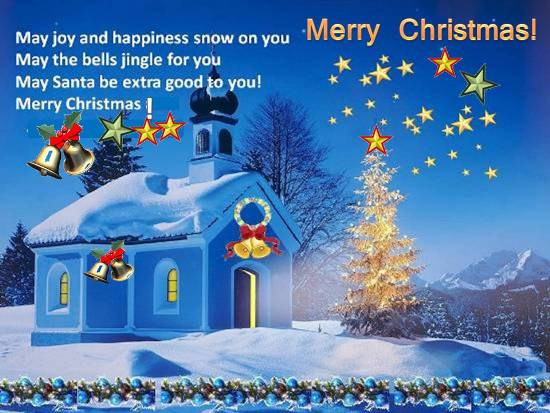 Wishes For A Happy Christmas Free Merry Christmas Wishes