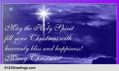Heavenly Bliss Amp Christmas Happiness Free Religious