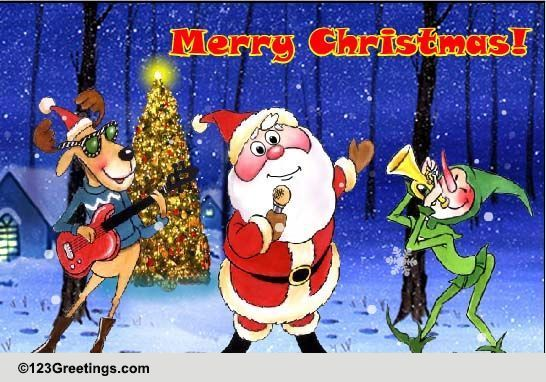 Christmas Carols Cards Free Christmas Carols Wishes