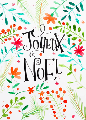 Birthday Invitations French