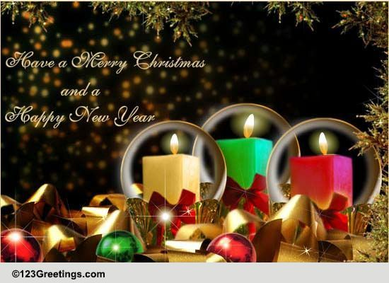 Christmas Around The World French Cards Free Christmas
