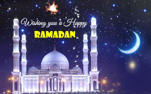 Happy Ramadan Wishes Free Thank You ECards Greeting Cards 123 Greetings