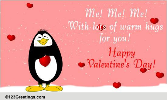 Valentines Day Family Cards Free Valentines Day Family