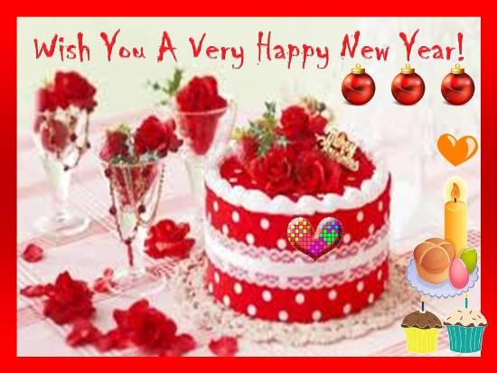 love new year greetings