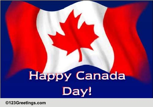 Canada Day Cards Free Canada Day Wishes Greeting Cards 123 Greetings